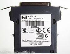 HP JetDirect 200N ILO Printer Server Adapter PN.: C6502A für Parallelanschluss