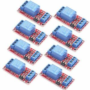 Youngneer 5v Relay Board Relay Module 1 Channel Opto-Isolated High or Low Lev...
