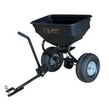 MILLERS Falls TWM 56kg (60l) Tow Behind Rotary Seed and Fertiliser Spreader