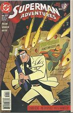 SUPERMAN ANIMATED ADVENTURES #37 Back Issue (S)