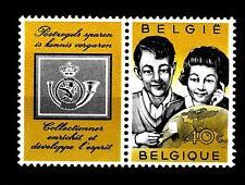 BELGIUM - BELGIO - 1960 - Filatelia della gioventù