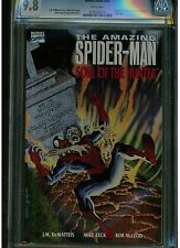AMAZING SPIDER-MAN SOUL OF THE HUNTER #NN CGC 9.8 WHITE PAGES MIKE ZECK KRAVEN'S
