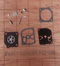 Zama RB-105 Carburetor Kit Repair Rebuild c1q series listed in description NEW