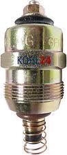 Abschaltventil Stoppschalter Einspritzpumpe 12V z.B. Case Cummins Fendt VW usw.
