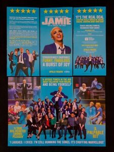 EVERYBODY'S TALKING ABOUT JAMIE Musical Flyer. BIANCA DEL RIO, Layton Williams