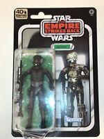 Hasbro Star Wars Black Series Empire Strikes Back 40th Anniversary 4-LOM Zuckuss