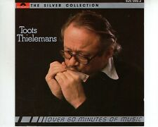 CD TOOTS THIELEMANS	the silver collection	 EX- (A3521)
