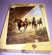 Sacred Passage Puzzle - Horse Puzzle - 550 Pieces