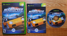 Need For Speed Hot Pursuit 2 - Xbox - Complete
