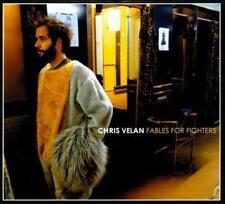 Fables for Fighters [Digipak] by Chris Velan (CD) BRAND NEW!