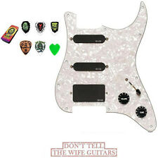 EMG KH20 Kirk Hammett 81 + S + S Pickguard (FREE WORLDWIDE SHIPPING & PICK TIN )