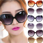 Retro Women's Men's Eyewear Sunglasses Oversized Shades Classic Glass LN