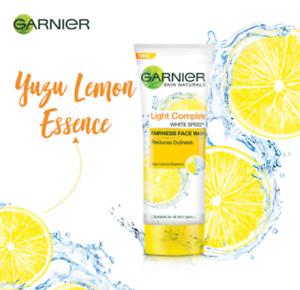 Garnier Skin Naturals Light Complete Facewash, 50g - Free Ship