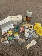 vintage dollhouse miniatures & Furniture Accessories Mixed Lot