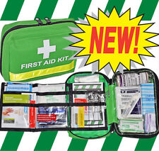 FIRST AID KIT - Premium Essential for Home / Car / Travel / Hiking / Cycling
