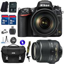 Nikon D750 DSLR KIT WITH 18-55mm DX VR LENS & ORIGINAL NIKON UTILITY BAG