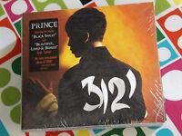 Prince - 3121 Digipack 1st Press Eu con Sticker Italian Siae Digipack Sealed Cd