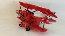 Lego Red Baron Fokker Triplane 10024 (see notes)