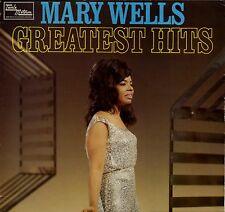 Mary Wells Greatest Hits Limited Vinyl LP