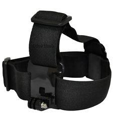 Adjustable Head Belt Strap Mount Helmet For GoPro HD Hero 2 3 3+ 4 Camera