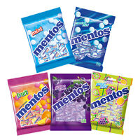 Mentos Chewy Dragee 36 Pieces Party Pack 100g (DHL)