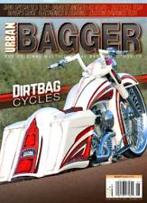 URBAN BAGGER Magazine January 2017 DIRTBAG Cycles, Custom Dynamics Tech - NEW