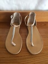 Womens Girls Witchery Sandals Shoes Leather Lining Size AU 5 EU 36