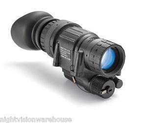 NVD PVS14 Gen 3 Night Vision Monocular Kit WHP White Phosphor 10 Year Warranty