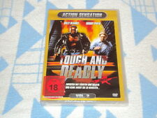Tough & Deadly - Action Sensation Vol. 2  DVD Billy Blanks  NEU OVP