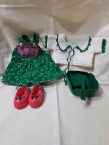 Muffy Vanderbear All Over The Clover outfit only for St. Patrick's day
