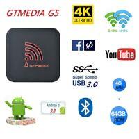 Smart Android 9.0 TV BOX GTMEDIA G5 Quad Core 4+ 64GB 4K HD WiFi Media Player ES