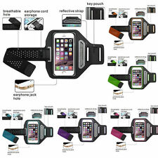 Universal Sport Armband for LG Tribute HD, X Style, Volt 3, Tribute 5, Treasure