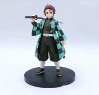 Demon Slayer PVC Action Figure Tanjirou Anime Kimetsu no Yaiba Figurine Kid Gift