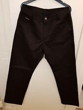 SAINT LAURENT gents black classic fit jeans size 32×32 rrp over £300