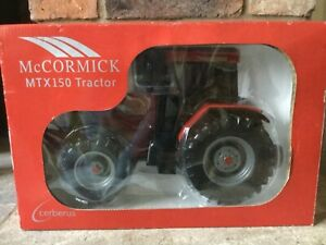 McCORMICK MTX150 TRACTOR MODEL FARM CERBERUS, ROS, BRITAINS, UH, RARE VERSION