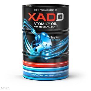 XADO Atomic Motoröl 10W40 SL/CF Motorenöl Verschleiß Schutz Motor Motoren Öl PKW
