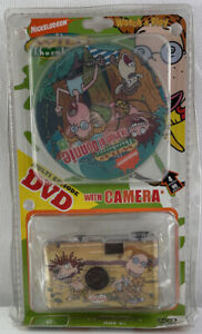 Nickelodeon Watch & Play Wild Thornberrys Dvd And Camera - Brand New