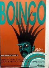 Póster Oingo Boingo