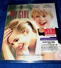 My Girl Mastered in 4K Blu-ray New, Sealed (2015)