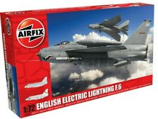 Brand New Airfix 1:72nd Scale English Electric Lightning F.6 Model Kit.
