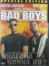 Bad Boys (DVD, 2000, Special Edition) Will Smith Martin Lawrence
