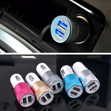 Dual Smart Ports For Apple Iphone 7/6s/6/Plus/5s Fast USB Car Charger Adapter
