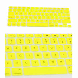 MacBook Keyboard Cover for Air 13 inch (2010-2017), Pro13/15-in (2015 or older)