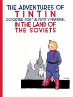 The Adventures of TinTin in the Land of the Soviets (Paperback or Softback)