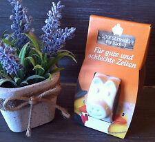 Sparschwein * Für Dich* mit Spruch tolles Geschenk  Porzellan  Für Gute Zeiten