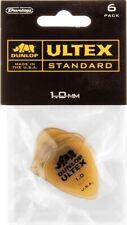 Dunlop 421P100 Ultex Standard Guitar Picks 1.00mm 6-pack