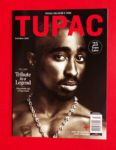 TUPAC - SPECIAL COLLECTOR'S ISSUE MAGAZINE - TRIBUTE TO A LEGEND 2021