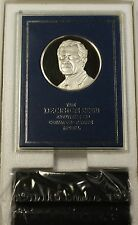 2000 The Decision Eyewitness Commemorative George Bush Proof Silver Medal 1 Ozt