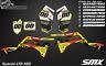 ATV quad LTR450R LTR 450 R graphic kit decals stickers motocross quad ATV Suzuki