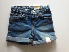 Girls Denim Shorts - Sz 5S - New